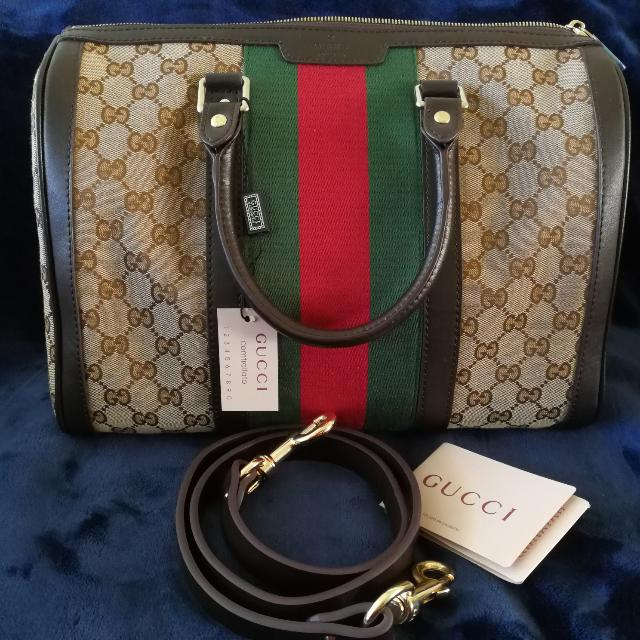 New Gucci Large Bag