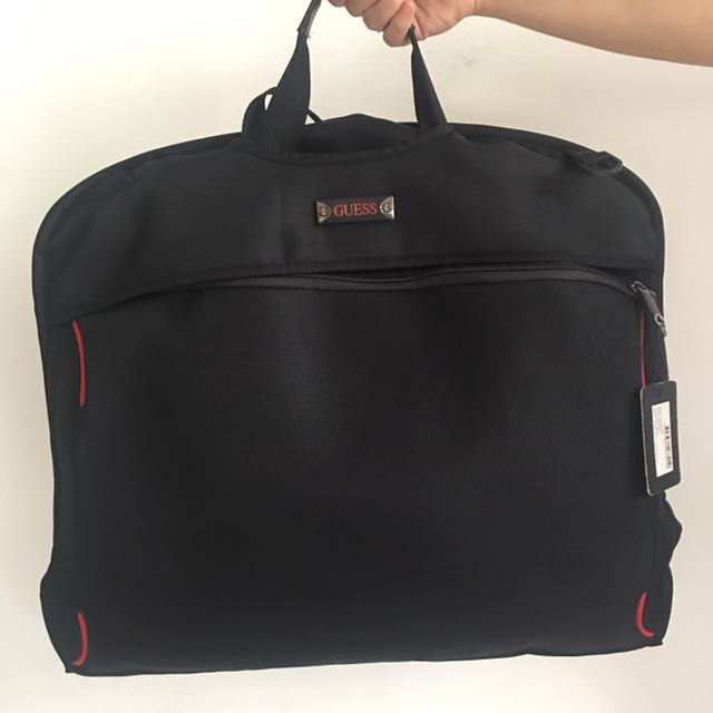 GUESS Fly Away Travel Bag - Black