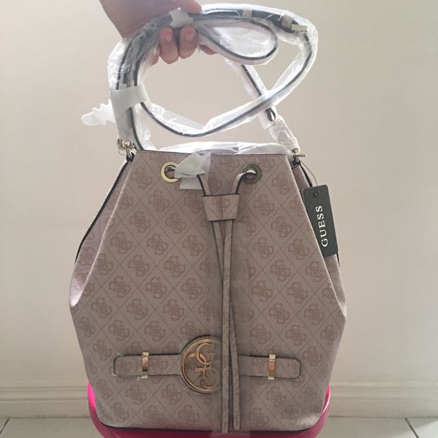 GUESS Katlin Cameo Bag