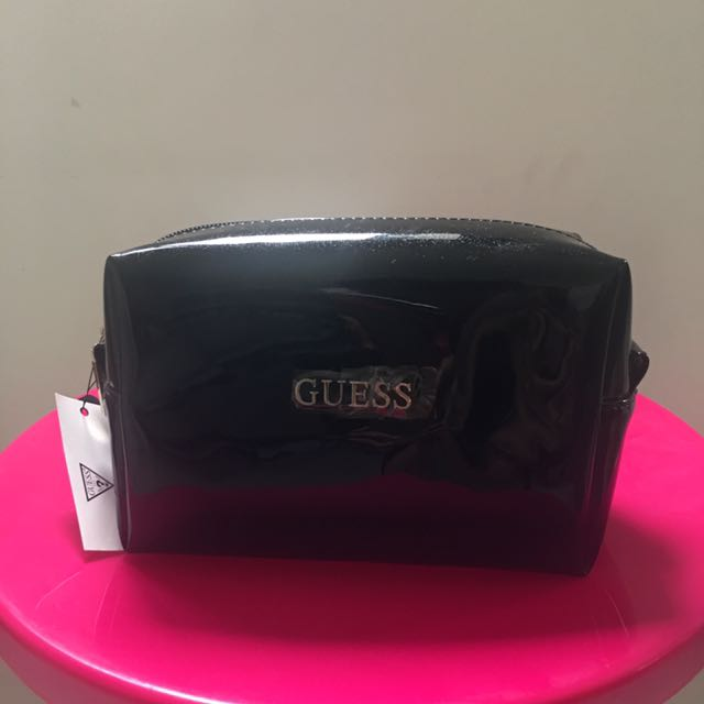 GUESS Pouch - Black