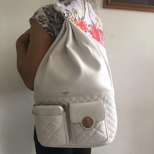 GUESS White Bag