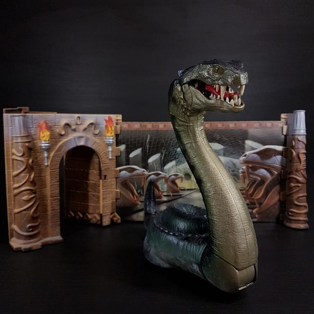 Harry Potter And The Chamber Of Secrets Basilisk Viper