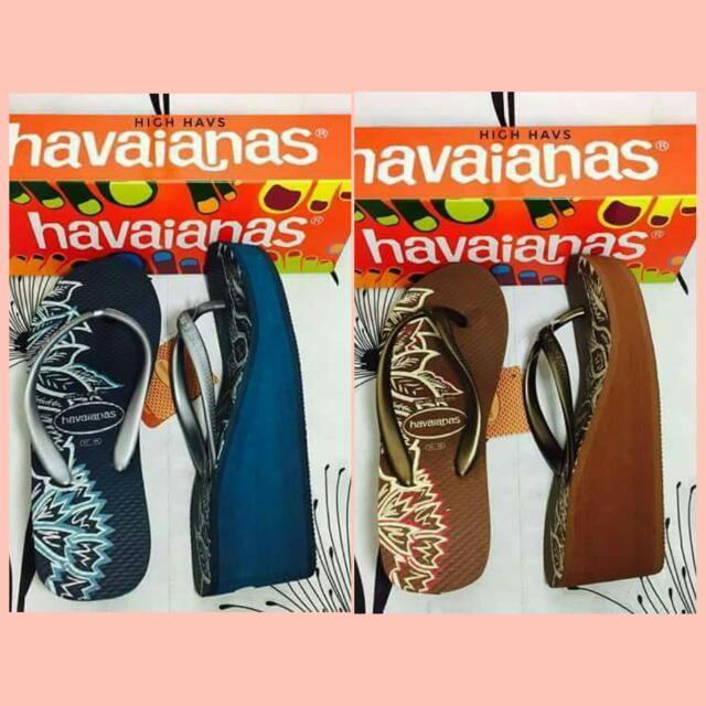 Havaianas High Sandals