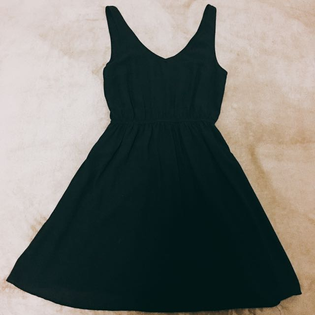 H&M Blank Dress