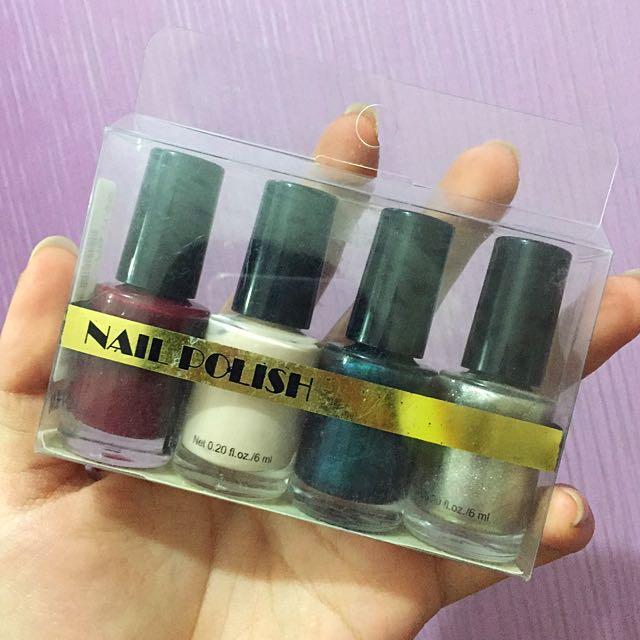 H&M Nail Polish Set