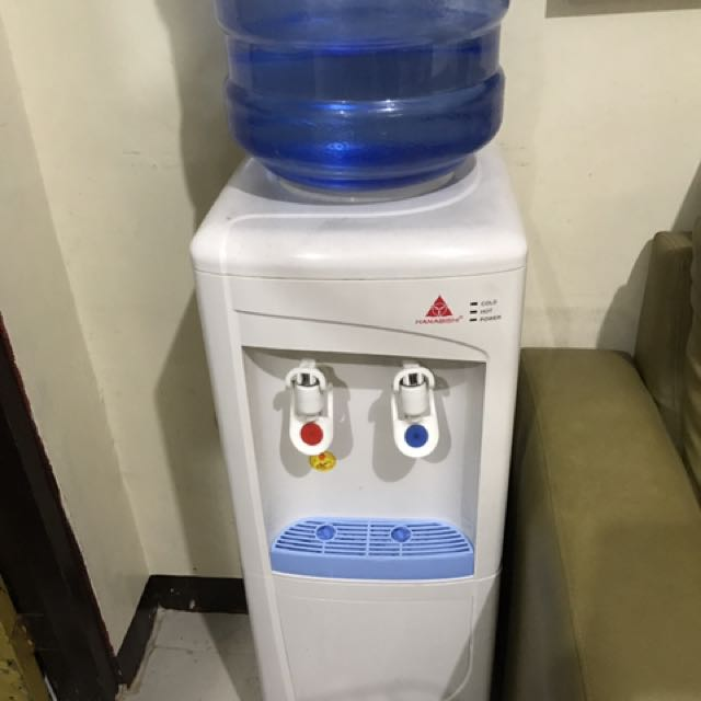 Hot and Cold Dispenser