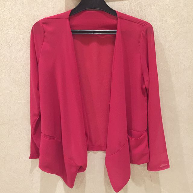 Hot Pink/magenta Outer #clearancesale