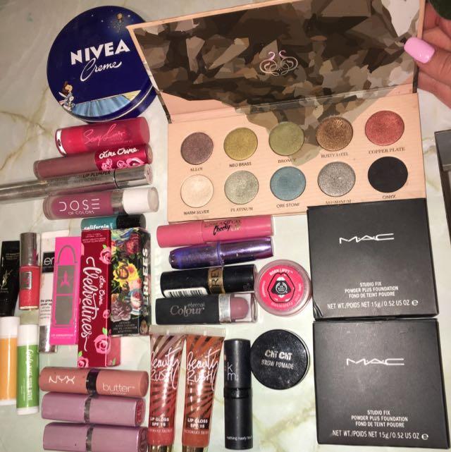 Huge Makeup Collection