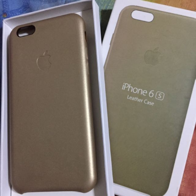 IPHONE 6/6s LEATHER CASE