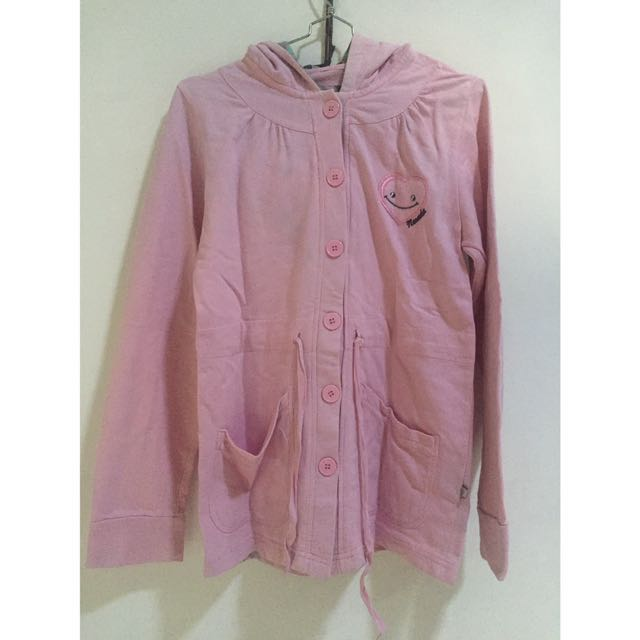 Jaket Nevada Pink