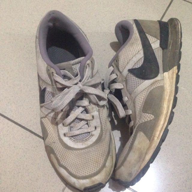Jual Sepatu Sneaker Nike Air Pegasus 83/30 White RARE