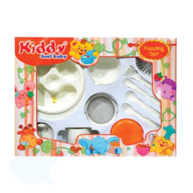 Kiddy Just Baby Feeding Set