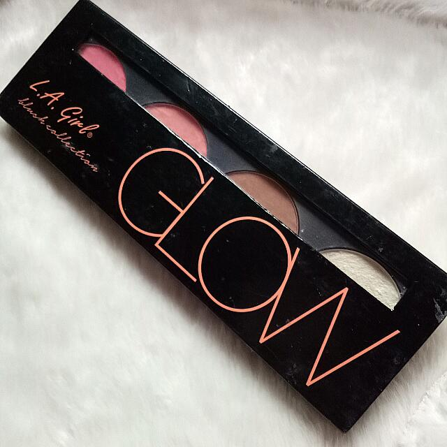 L.A Girl Blush Collection