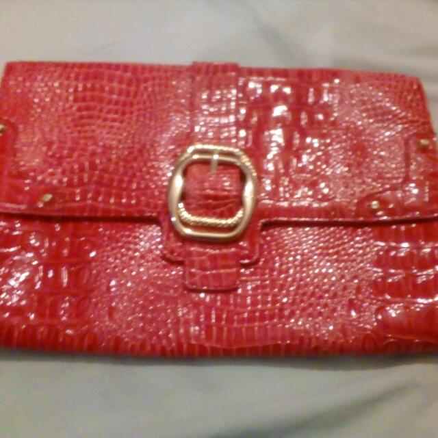 Large Jessica Simpson Clutch