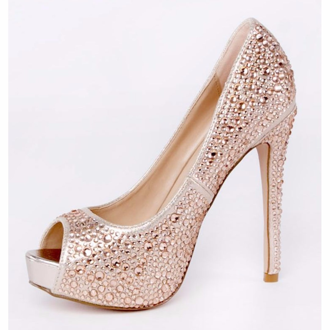 7d34d8d2e Lauren Lorraine Candy Bridal and Party Heels