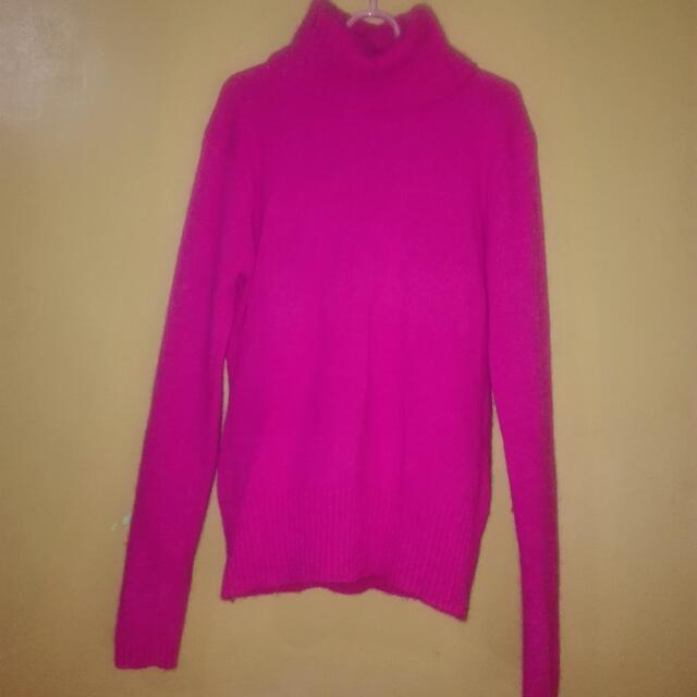 Longsleeves turtleneck sweater