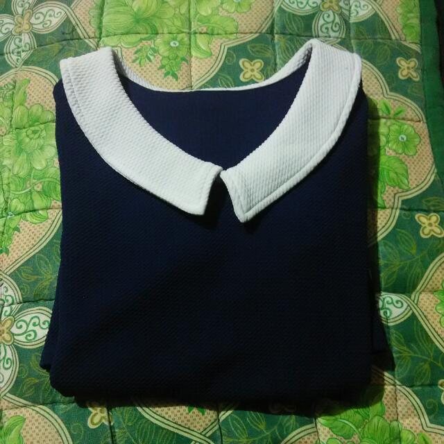 Maine Collar Dress
