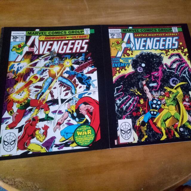 Marvel Comics Poster Edition