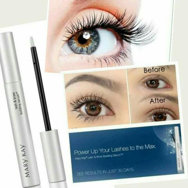 a5d9a932626 Mary Kay Lash & Brow Building Serum, Health & Beauty, Makeup on Carousell
