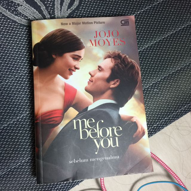 ME BEFORE YOU INDO VERSION