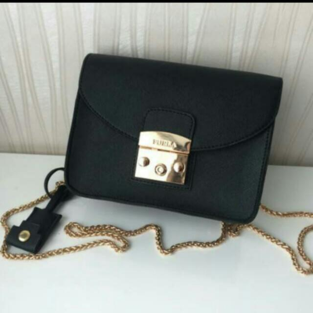 Mini Sling Bag Furla Baru