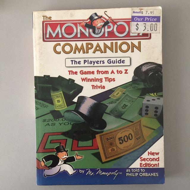Monopoly Companion