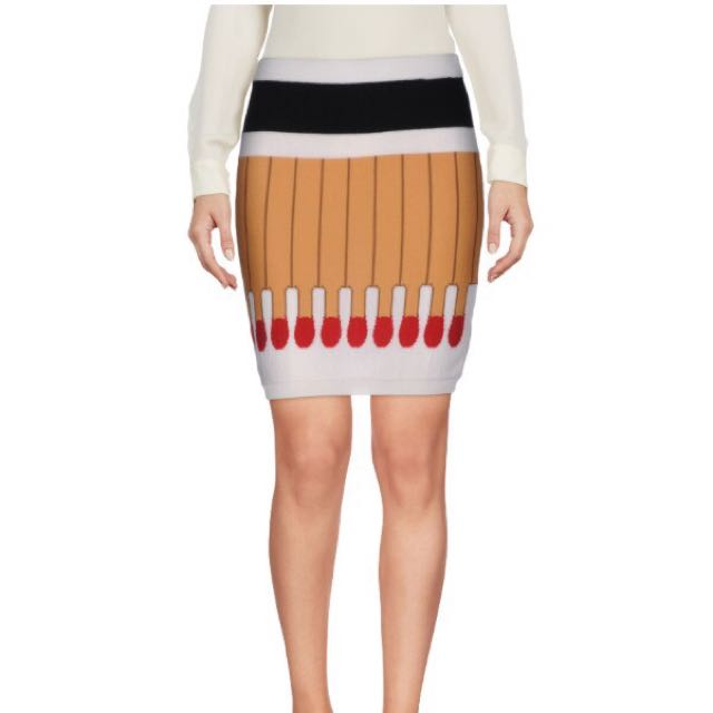 MOSCHINO COUTURE Knit Skirt