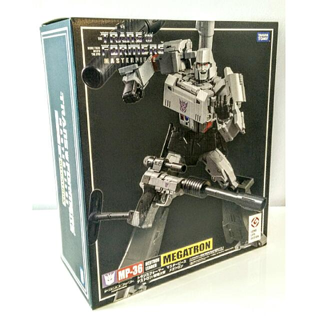 MP-36 Megatron Transformers Masterpiece