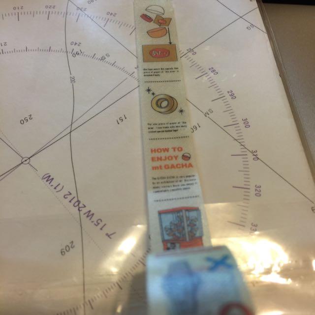 紙膠帶分裝-mt中獎款-扭蛋玩法 一單100cm