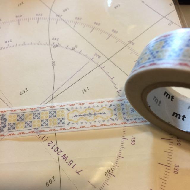 紙膠帶分裝-mt中獎款 刺繡 一單100cm