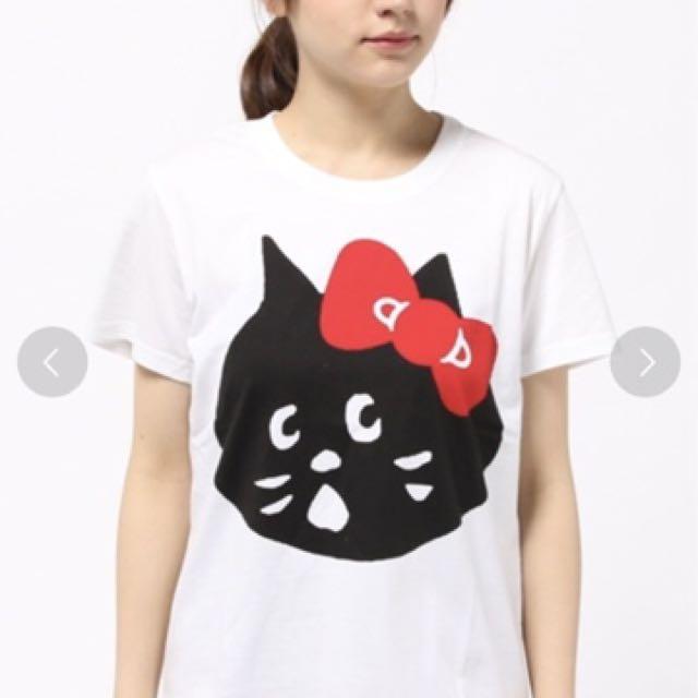 Ne-net聯名hello Kitty Tshirt