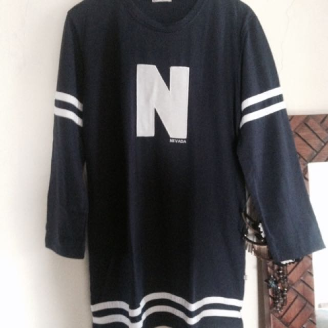 NEVADA Long Shirt