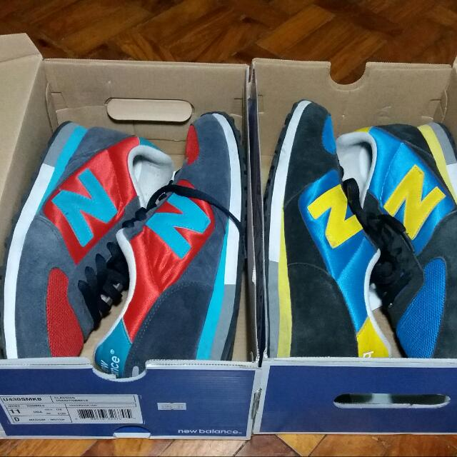 NEW BALANCE 430 BUNDLE SIZE 11