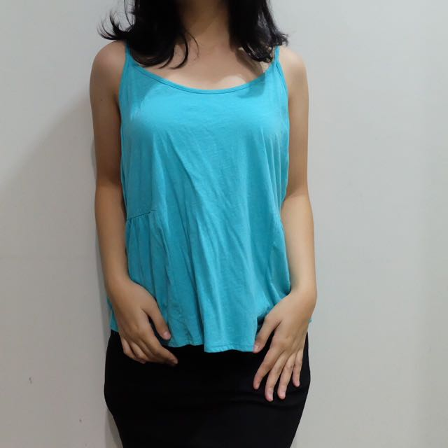 New Look Turquoise Top