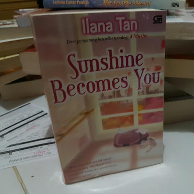 Novel Sunshine Becomes You