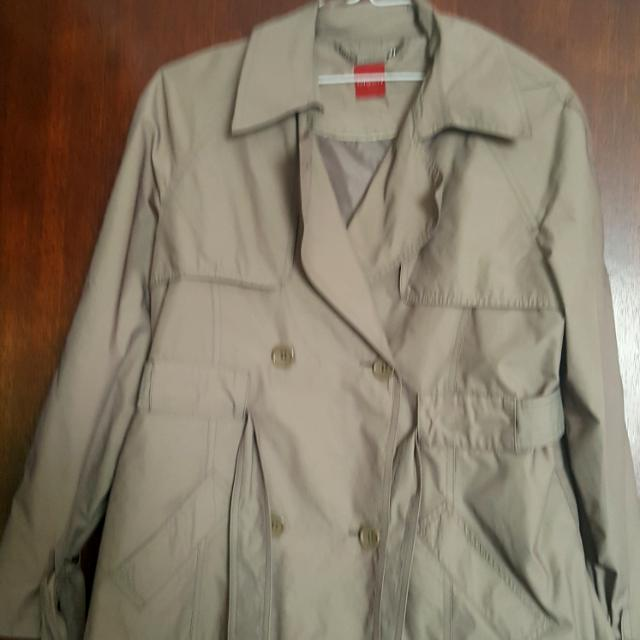Olsen Trench Coat Jacket US 10