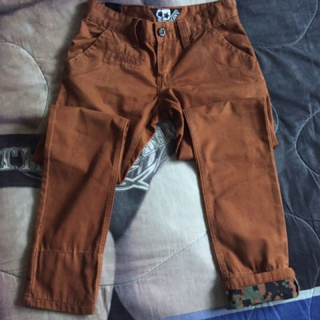 Pants (Bum)