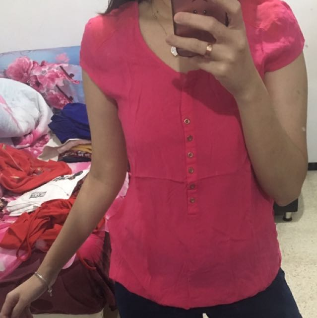 Pink Chache Chace Tshirt