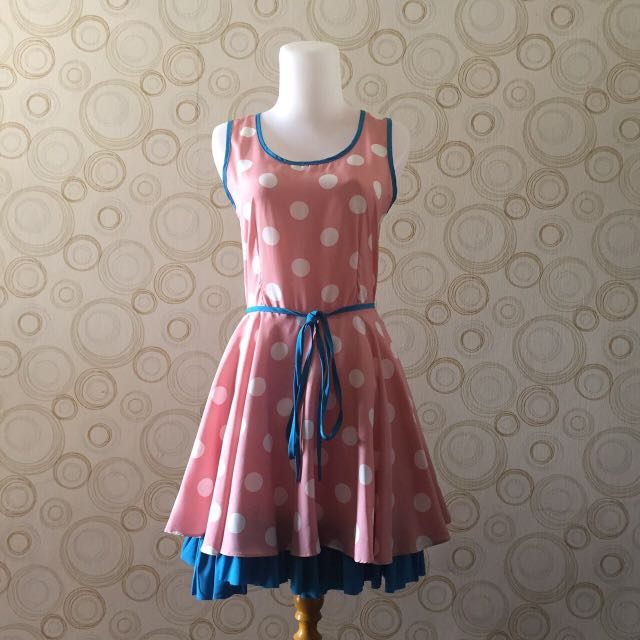 Pink Polka by CHIC SIMPLE