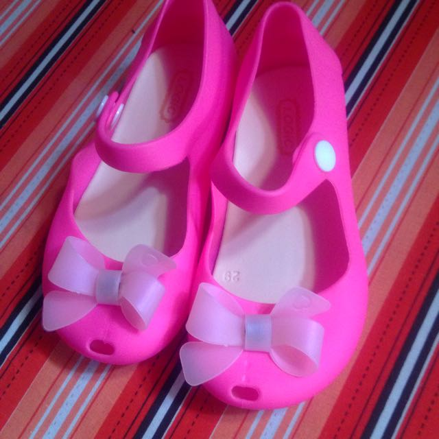 Pink Sandals Size 29