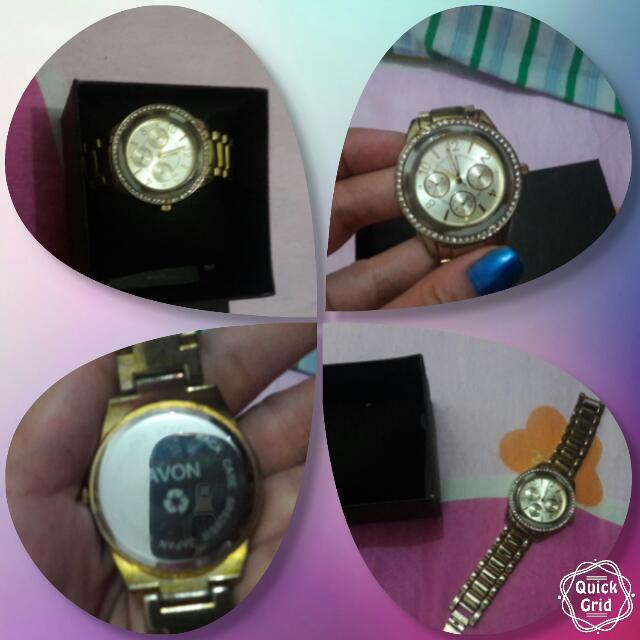 Pre loved Avon Watch