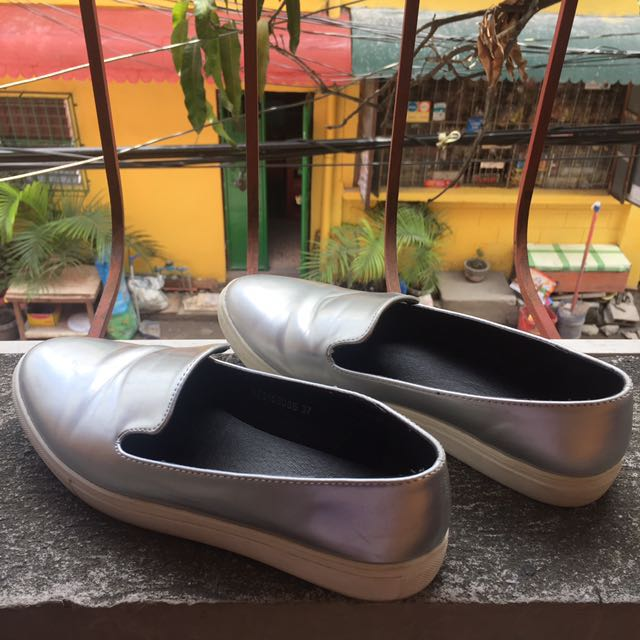 Primadonna Silver Kicks