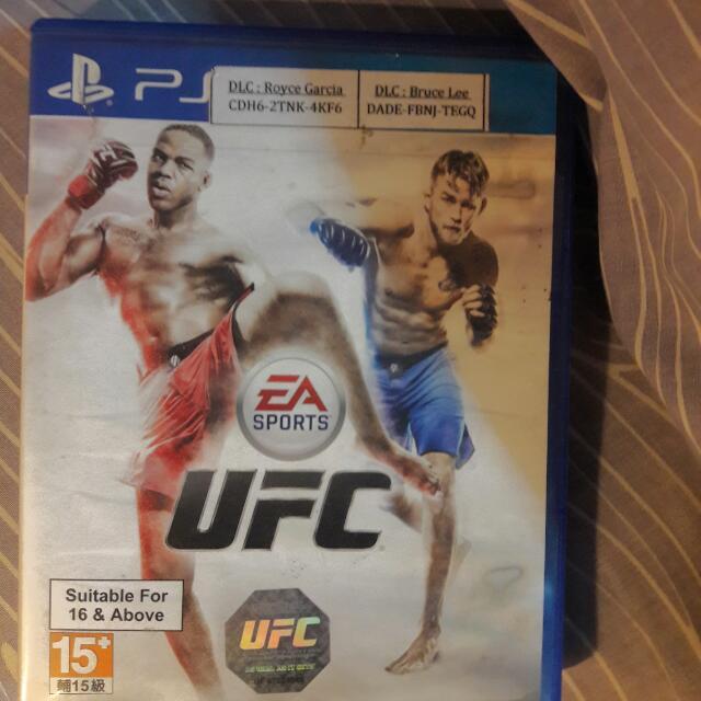 PS4 UFC (Original)