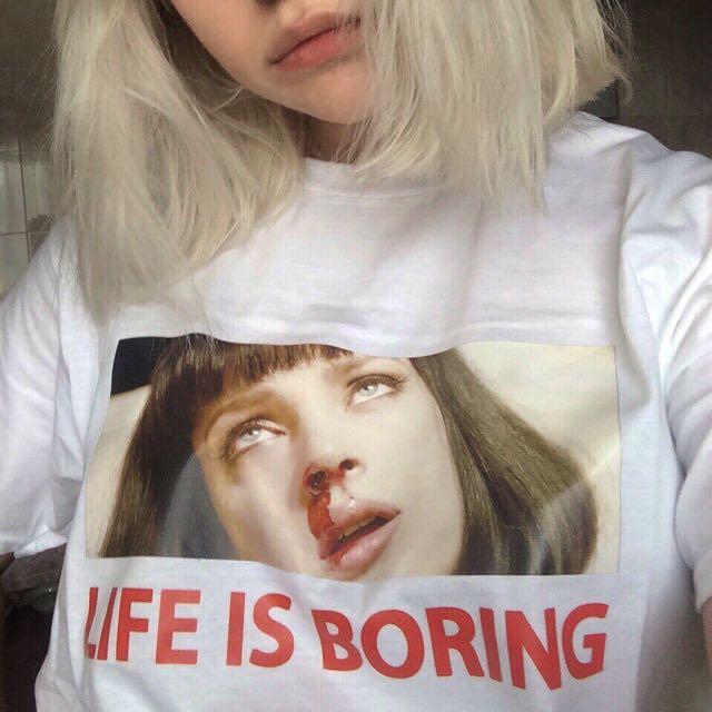 Pulp Fiction Tee Shirt