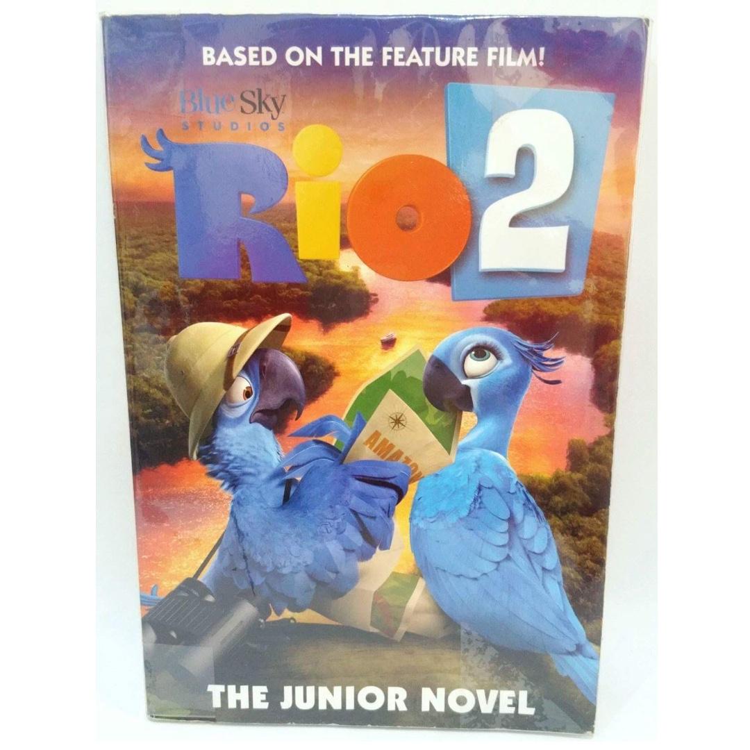 Rio 2 novelization