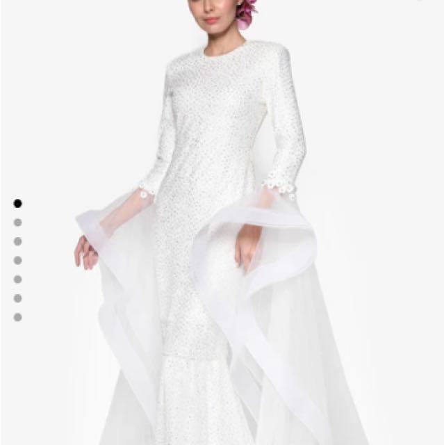 Rizalman Hyacinth Bridal wear - FOR RENT