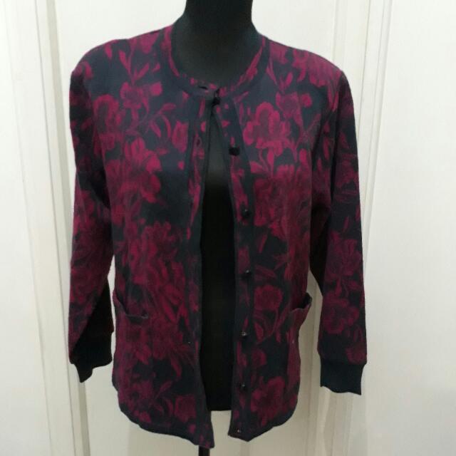 Rose Pink Cardigan
