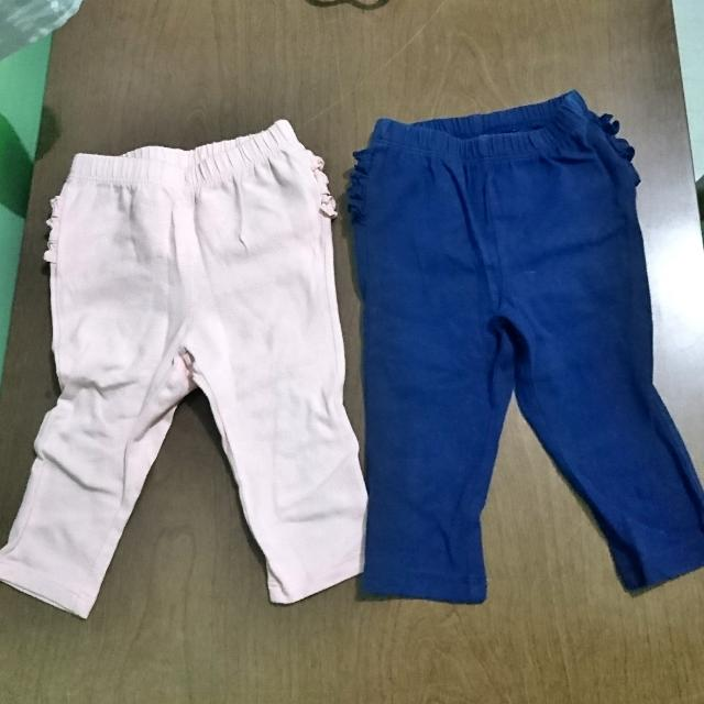 Ruffled Leggings (both colors)