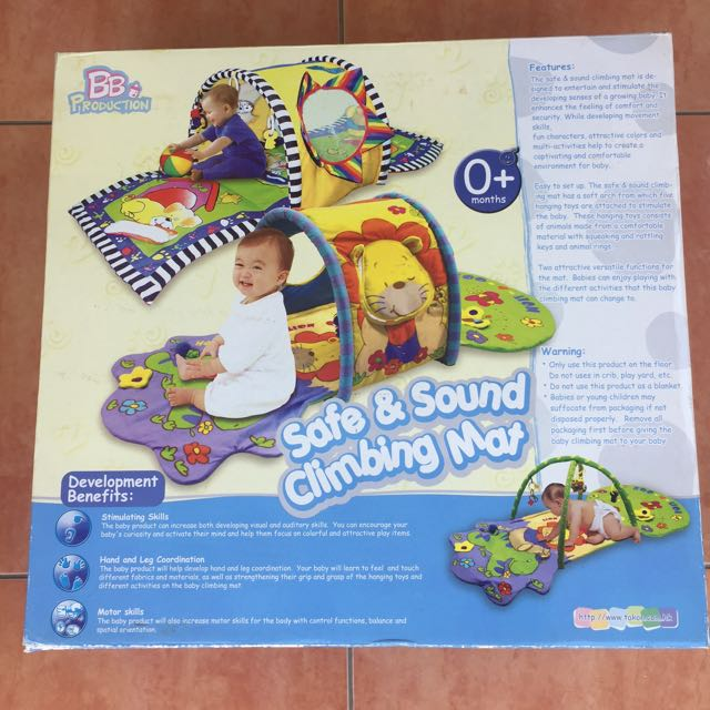 Safe & Sound Climbing Mat