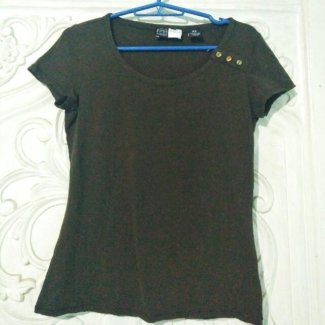 SAKS Fifth Avenue Shirt (Original)